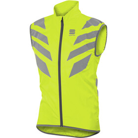 Sportful Reflex Vest Men yellow fluo
